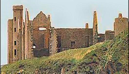 Draculas slott blir hotell