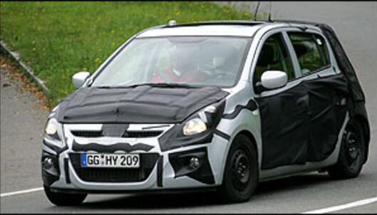 Ny småbil fra Hyundai