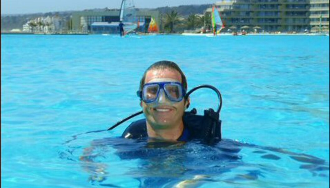 Om du vil surfe eller snorkle - det er plass til alle i lagunen. Foto: San Alfonso del Mar