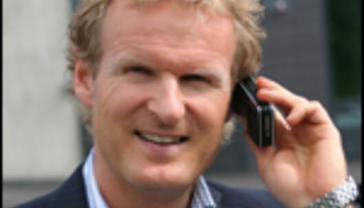 Haakon Dyrnes, Tele2