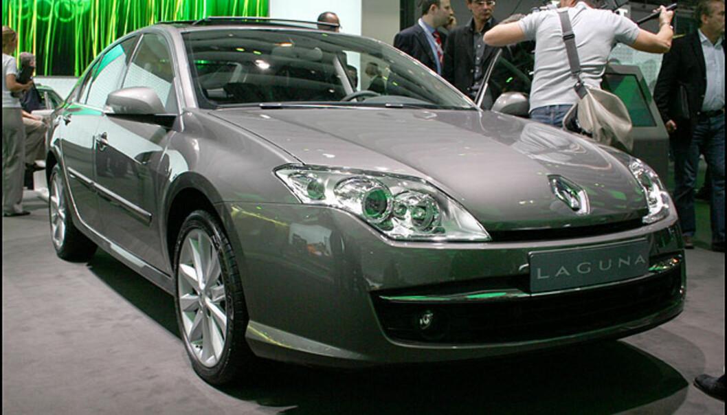 Nye Renault Laguna