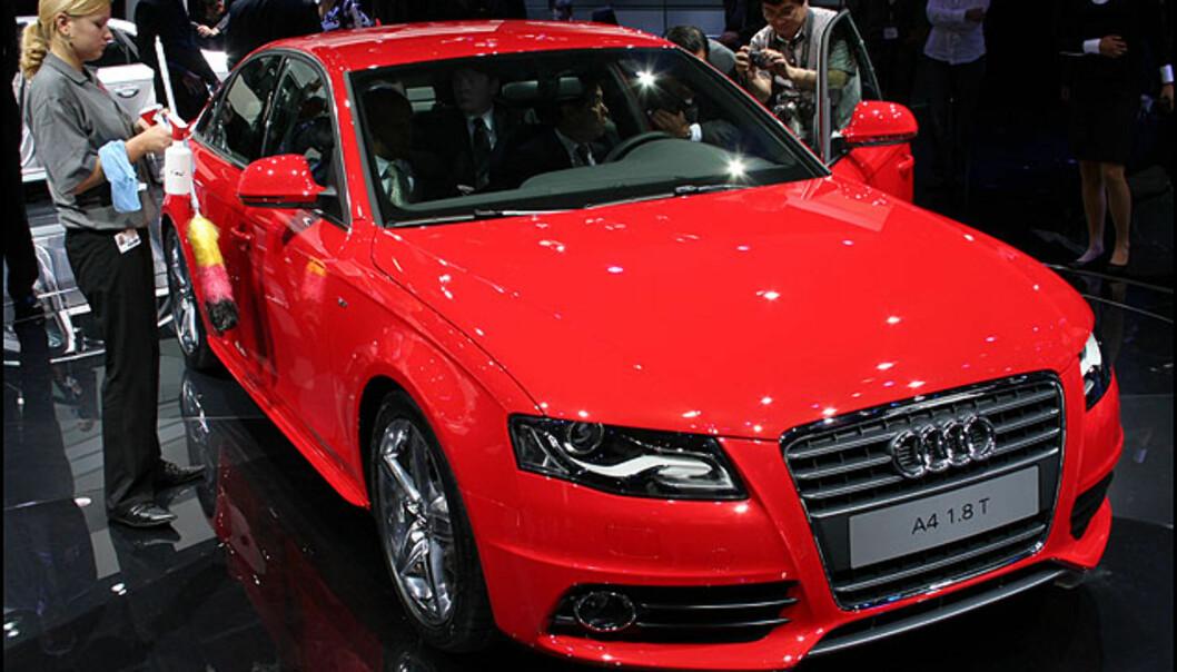Nye Audi A4