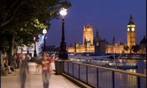 Er det London som er Capital of Cool? Foto: Britain on View