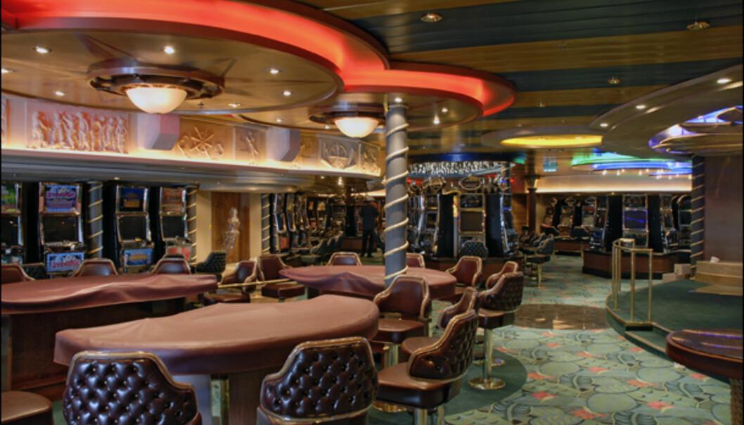 Casino Foto: Aker Yards
