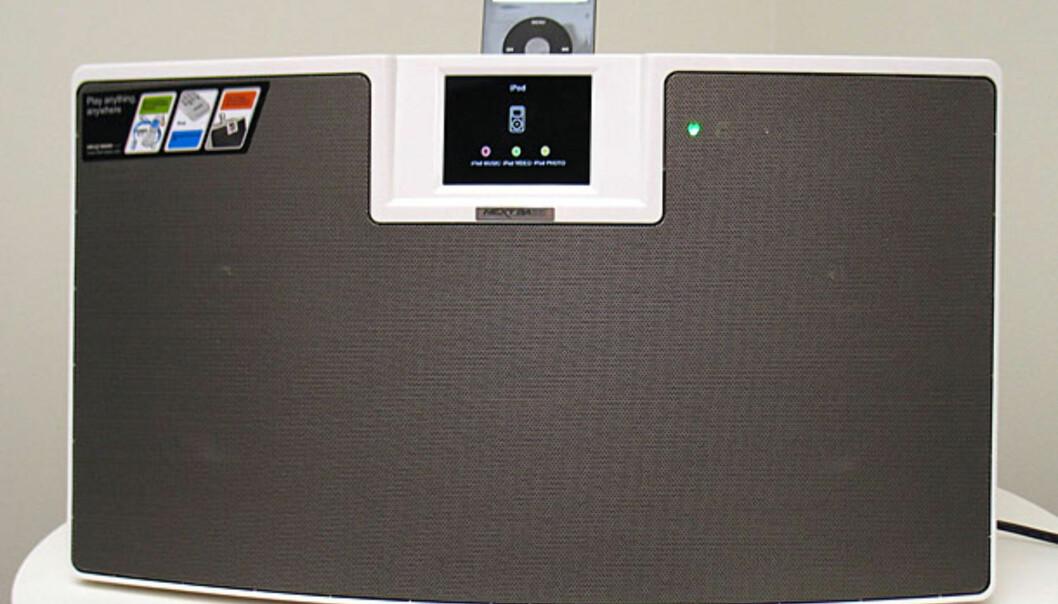 NextBase: stor lyd i liten kasse