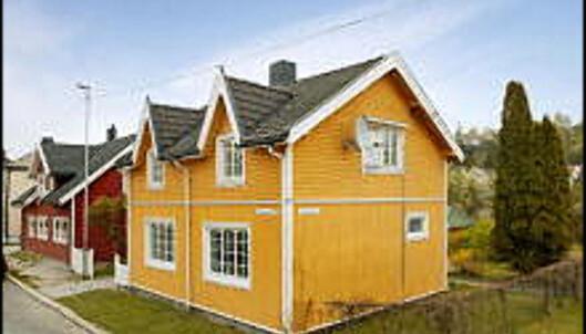 Hus på eiet tomt i Skolegata 70. Verdi: 1,58 mill. <i>Foto: Finn.no</i>