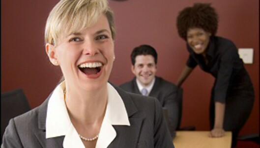 Lær å le av sjefen din