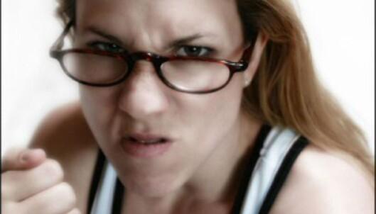 <strong>- Jeg - skal - gi - deg - pølse, jeg! <i>Illustrasjonsfoto:</strong> iStockphoto.com</i>