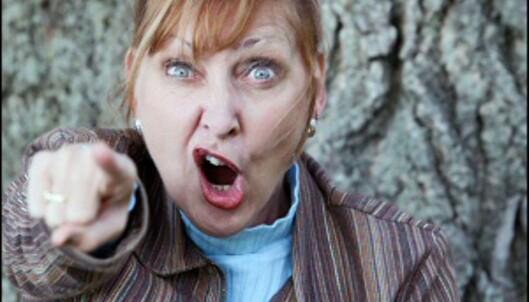 - Gi meg en ny og kald kaffe latte. Nå! <i>Illustrasjonsfoto: iStockphoto.com</i>