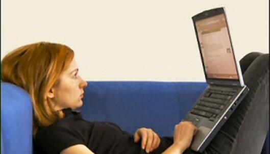 Er du på leting etter ny jobb? Det er bare å finne en komfortabel stilling - det er mange utlyste stillinger å velge mellom. <i>Illustrasjonsfoto: iStockphoto.com</i>