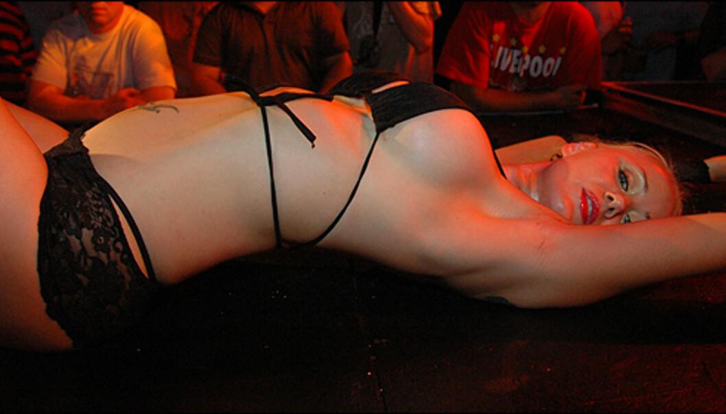 Her er årets Sexhibition