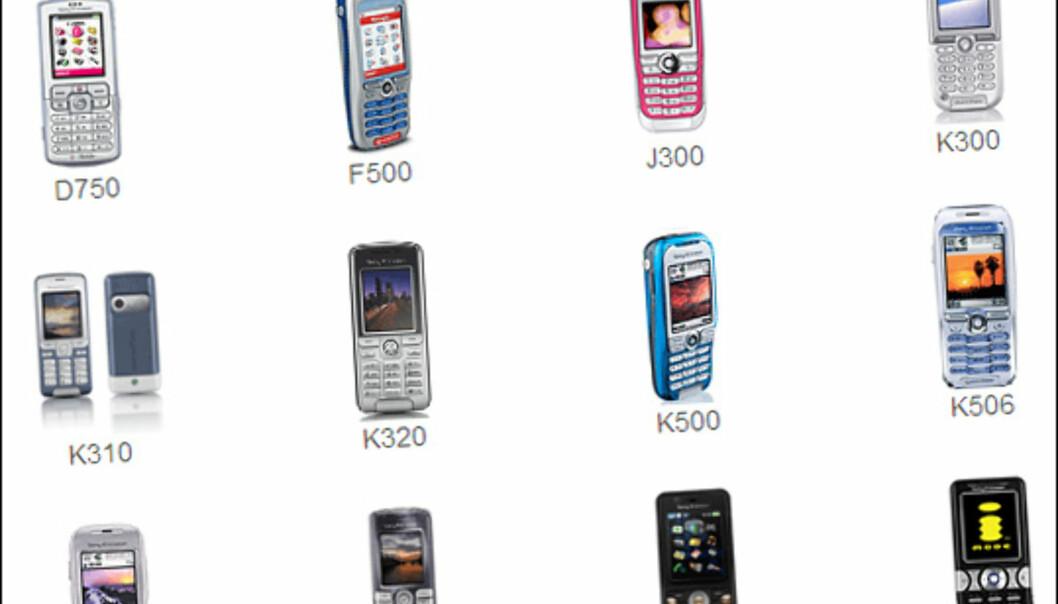 De aller fleste mobiltelefoner er kompatible med EQO.