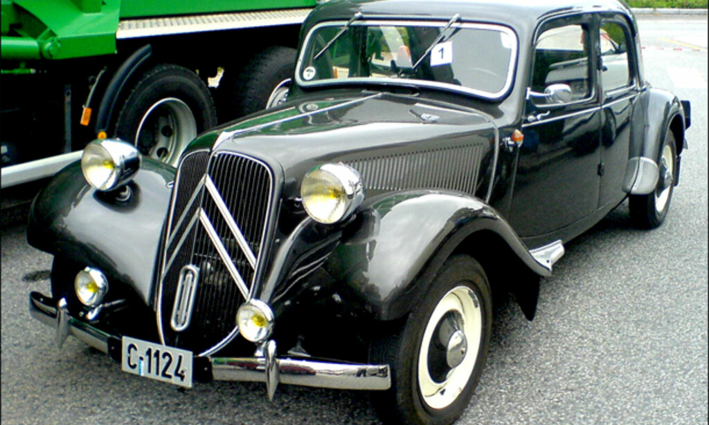 "Citroën ""Traction"""