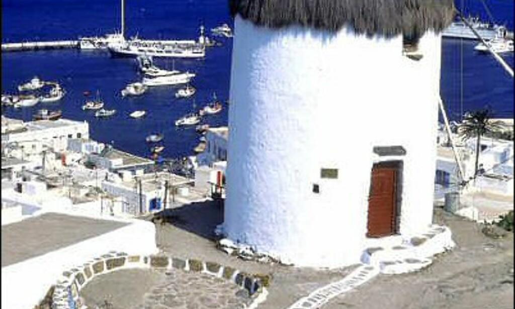 Fra Mykonos. Foto: Wonderful Greece