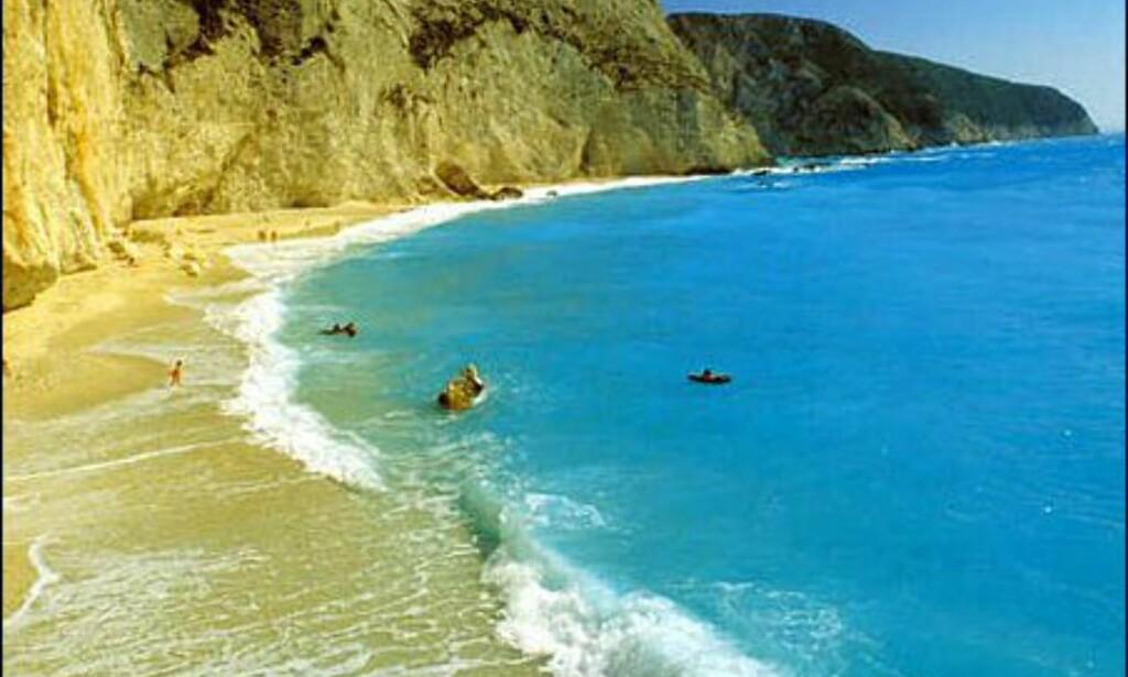 Fra Lefkada. Foto: Wonderful Greece