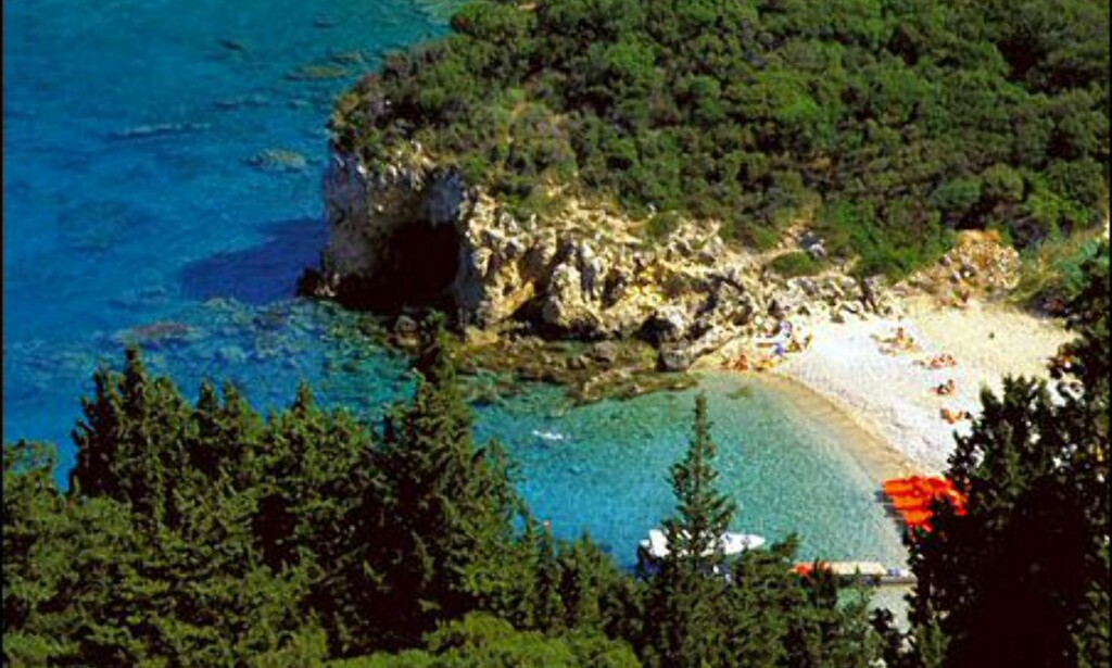 Fra Korfu. Foto: Wonderful Greece