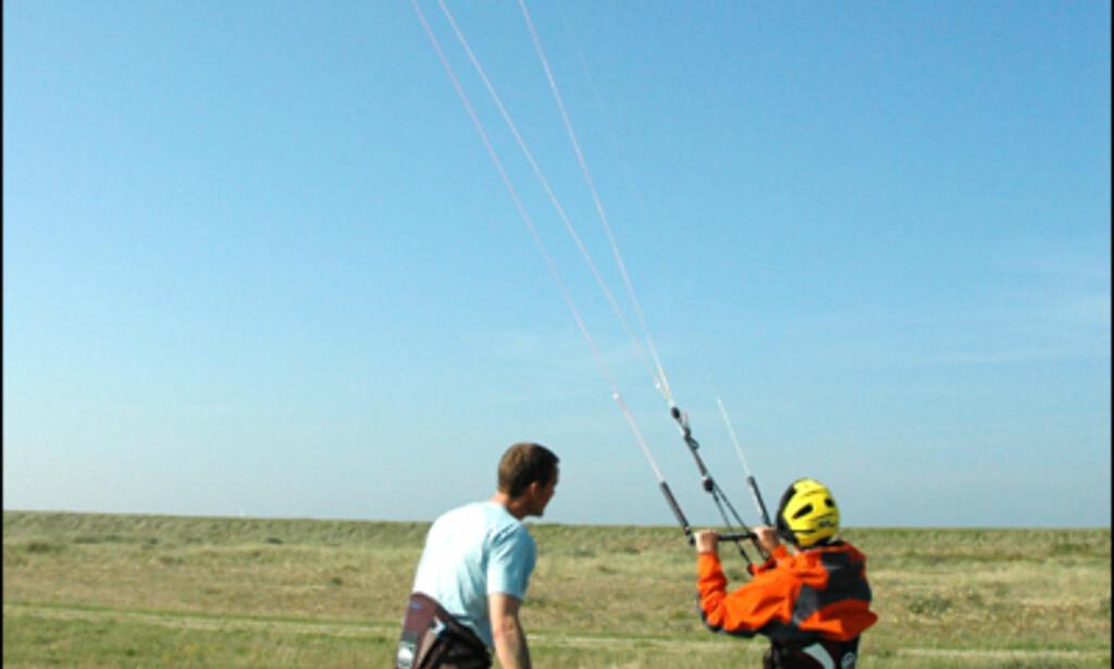 image: Bildespesial: Kiting i Danmark