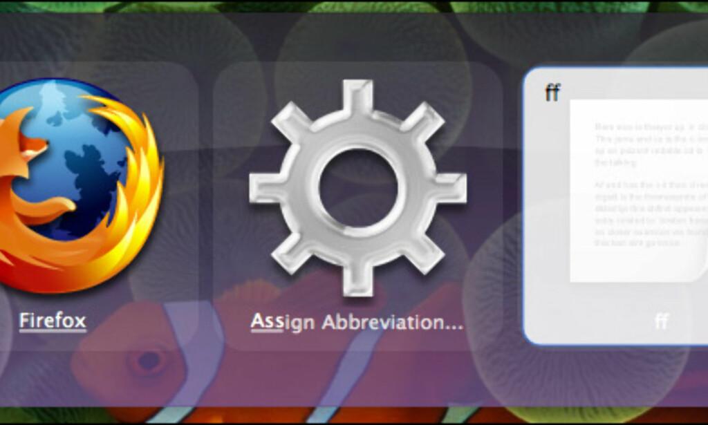 image: Quicksilver - verdens beste gratisprogram?