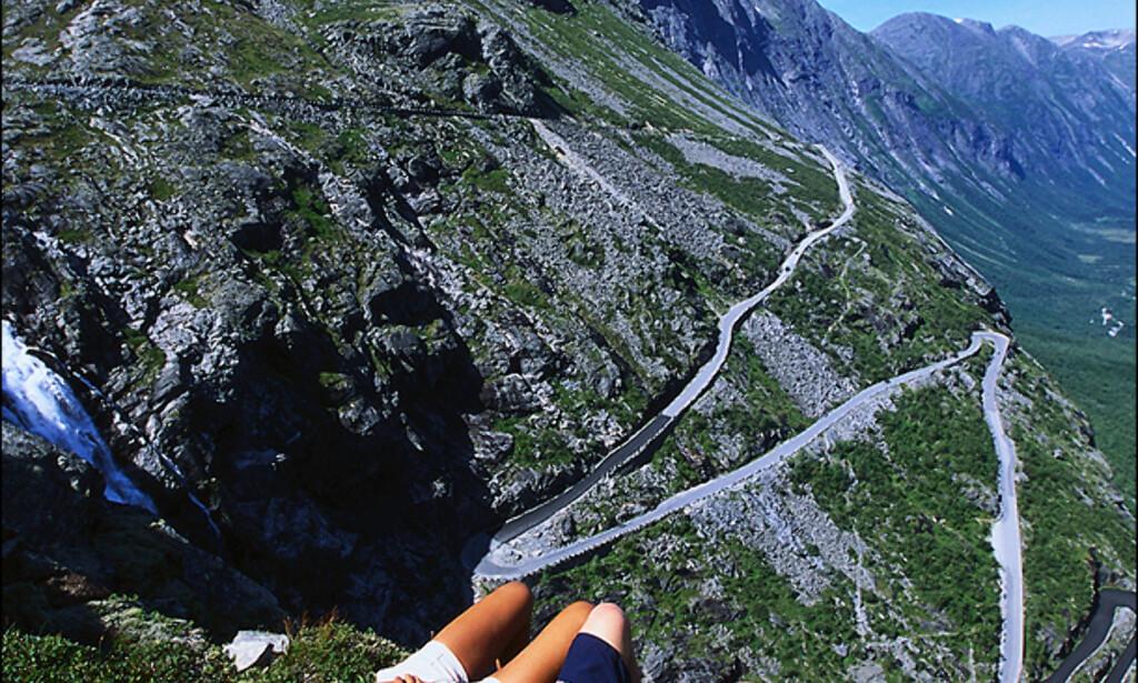 Trollstigen Foto: Terje Rakke - Nordic Life AS/Fjord Norge AS