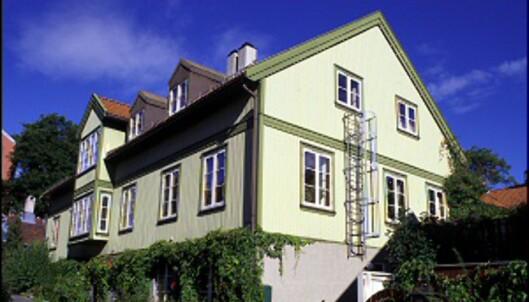 <i>Huset tåler du neppe å tape. Foto: www.ifi.no</i>