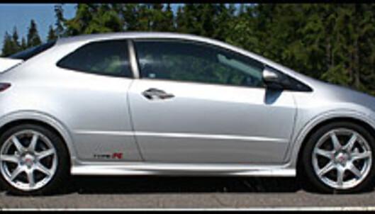Motor og kjøreegeenskaper