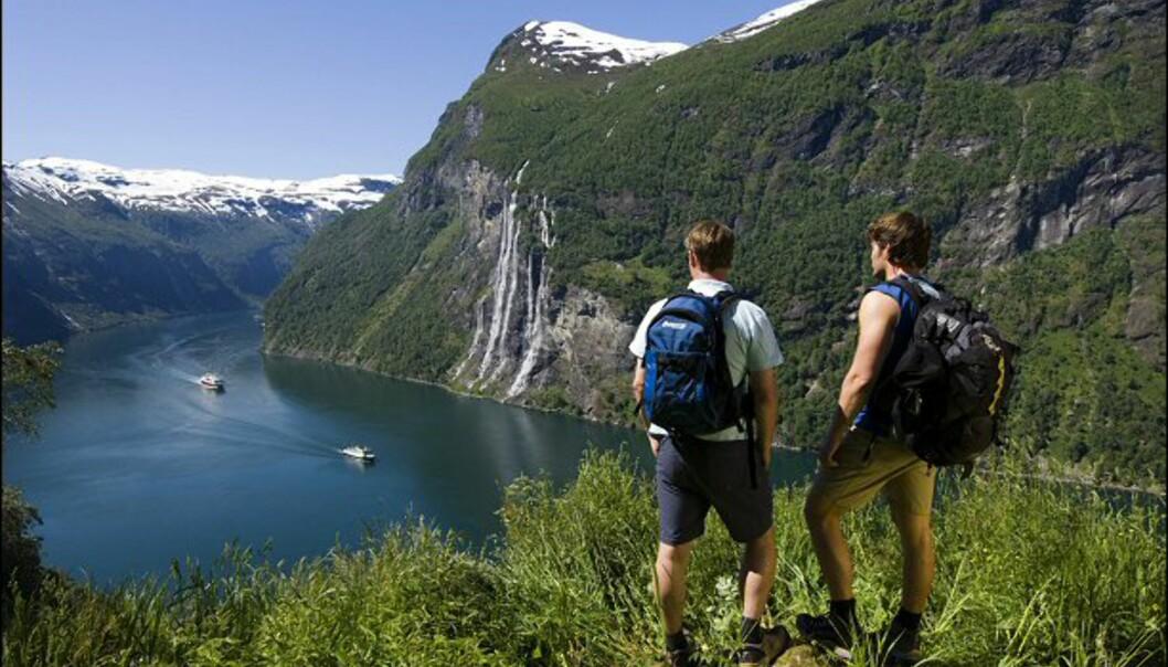 <strong>Norske fjorder:</strong> - Har du sett én, har du sett alle. Enig? Foto: Terje Rakke/Innovasjon Norge