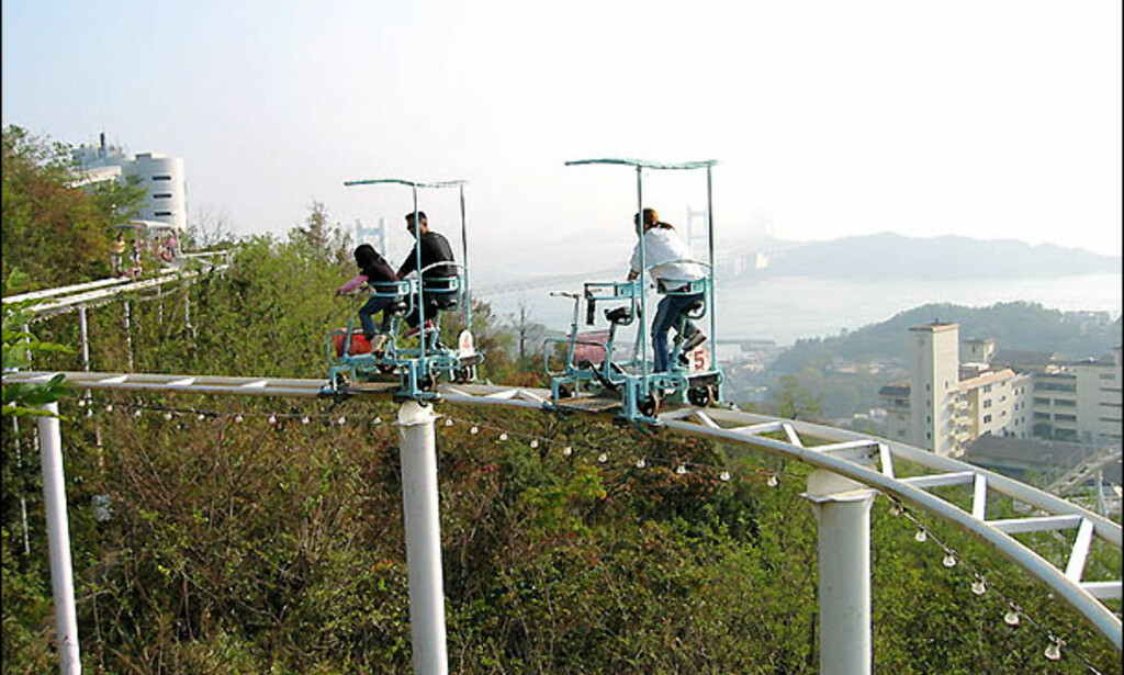 BILDESPESIAL: The Skycycle