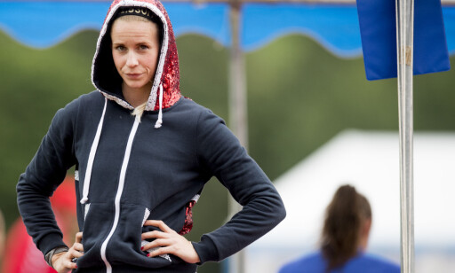 - SKUMMELT: Det mener Cathrine Larsåsen. Foto: Jon Olav Nesvold / NTB Scanpix
