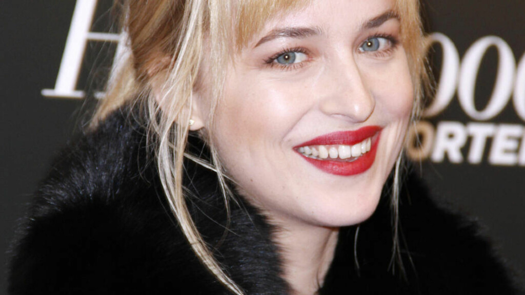 KAPRET ROLLEN: Dakota Johnson har fått rollen som Anastastia i «Fifty Shades of Grey». Foto: STELLA PICTURES
