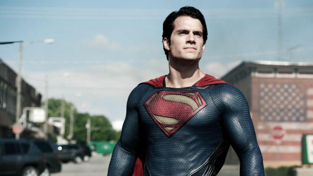 <strong>TAPTE BUDRUNDEN:</strong> Netflix skal ha lagt 200 millioner kroner på bordet for de nordiske rettighetene til å sende ti Warner Bros-filmer. Selskapet står blant annet bak den nyeste Supermann-filmen. Foto: Filmweb.