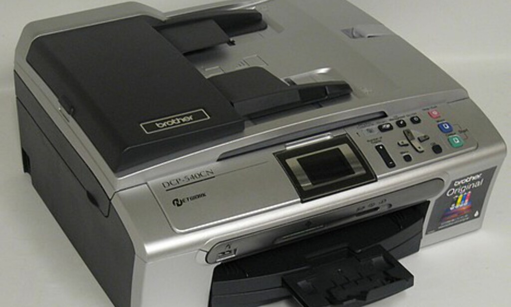 image: Brother DCP540CN