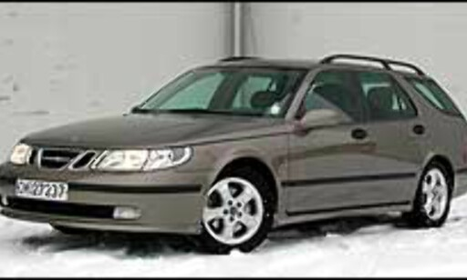 TEST: Saab 9-5 3.0 TiD Estate