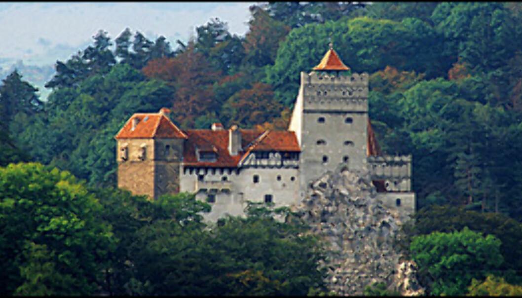 Tør du bo i Draculas slott? Foto: Liviu Jianu