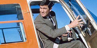 image: - Jeg kunne ikke gå noe sted uten at folk hvisket: «Der er Bond.» Det tok etter hvert mye energi