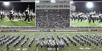 image: Se det amerikanske korpset showe med Ylvis-låt