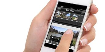image: Denne appen er best til å redigere video på Iphone