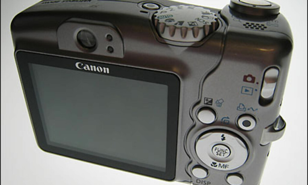 Canon PowerShot A710 IS