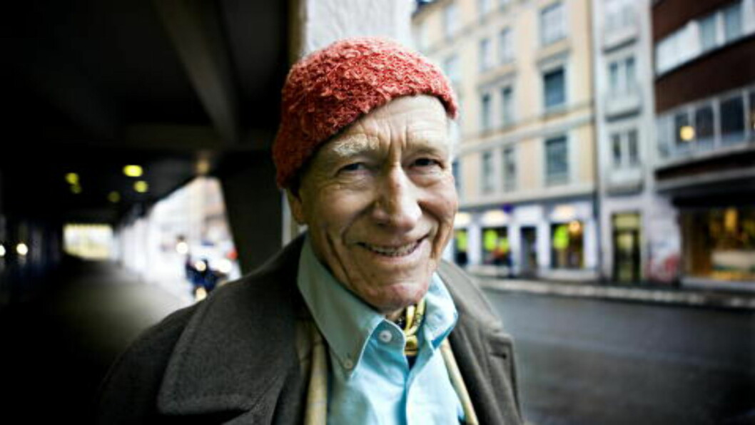 <strong>400 RIKESTE:</strong> Olav Thon er blitt 2,2 milliarder kroner rikere det siste året. Foto: Nina Hansen / Dagbladet
