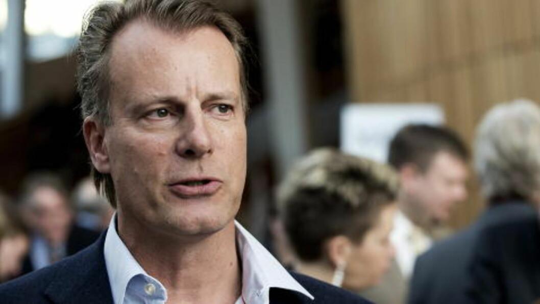 <strong>400 RIKESTE:</strong> Johan H. Andresen er blitt 3,7 milliarder kroner rikere det siste året.  Foto: Øistein Norum Monsen / DAGBLADET