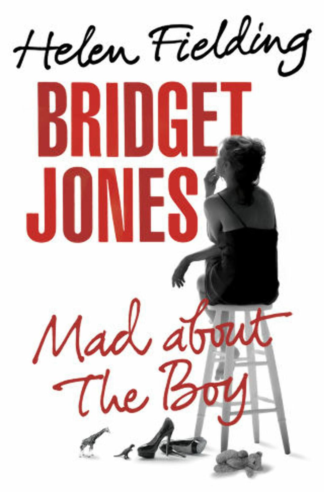 TREDJE BOK: Den tredje boka i serien om Bridget Jones kommer ut 10. oktober. Foto: Scanpix