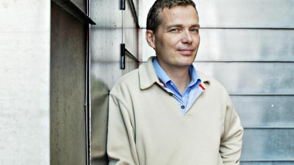 VAR TOPP-SCIENTOLOG: Geir Isene skriver blant annet om «fritt vilt»-policyen til scientologene i sin nye bok. Han er den eneste nordmannen som har nådd bevegelsens øverste nivå. Foto: Nina Hansen / Dagbladet