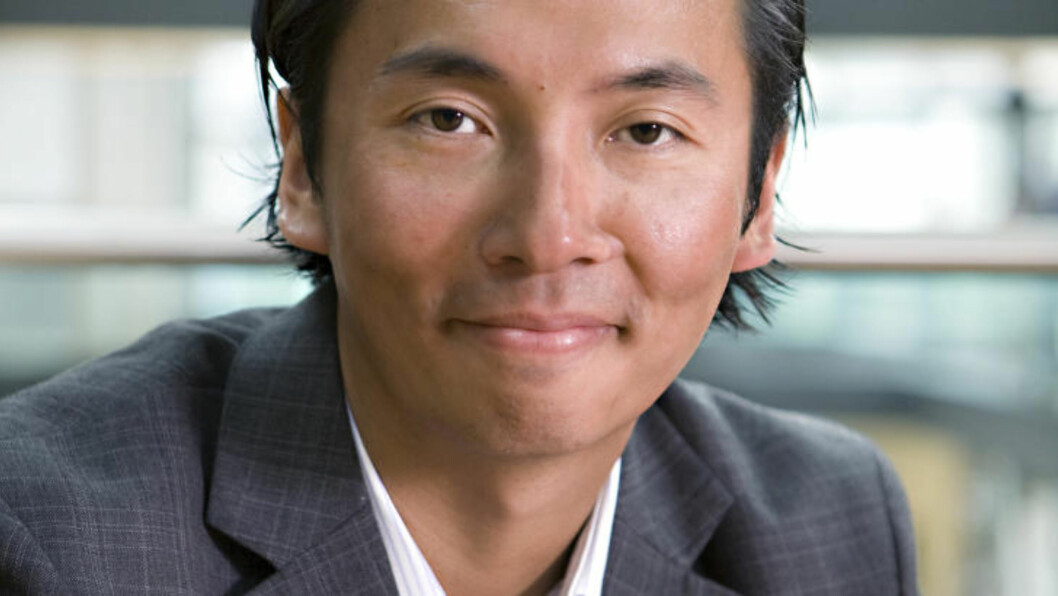 <strong>BØR IKKE TREKKE UT:</strong> Fondsforvalter i Storebrand Olav Chen mener at budsjettkrangelen kan få konsekvenser for økonomien og turismen i USA hvis Obama og republikanerne ikke blir enige innen en uke. Foto: Storebrand