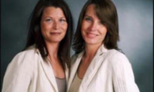 Ann Kristin Nissen og Jeanette Lilleås i Brudepikene. Foto: Brudepikene.