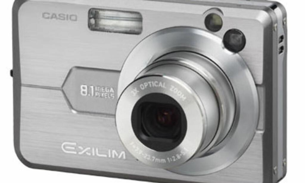 image: Casio Exilim EX-Z850