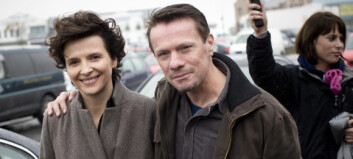 Oscar-Juliette og U2-Larry på vei til Norge