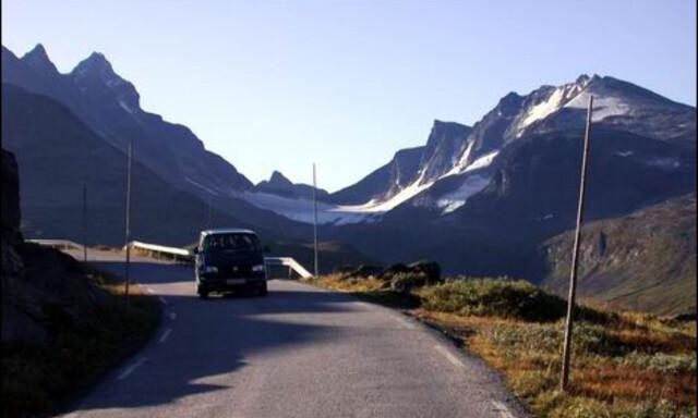 afdcd7f2 ... SOGNEFJELLET: Det går flere sideveier fra Sognefjellsveien og innover  fjellet. Fra Galdesand går det
