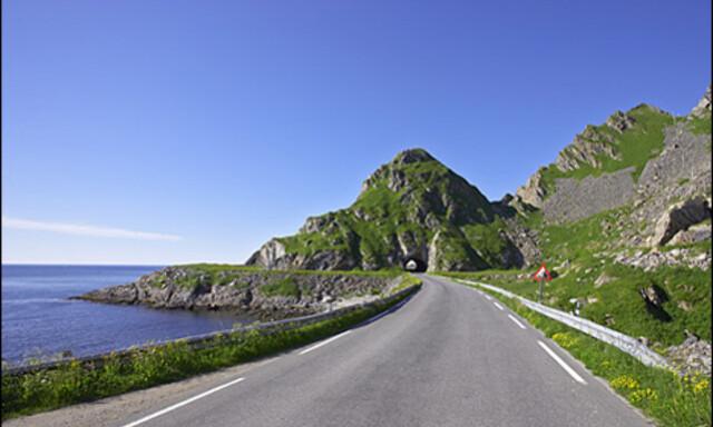 9f5935cf ANDØYA: Den fremtidige turistvegen Andøya vil bli 58 km lang og gå langs  yttersiden av