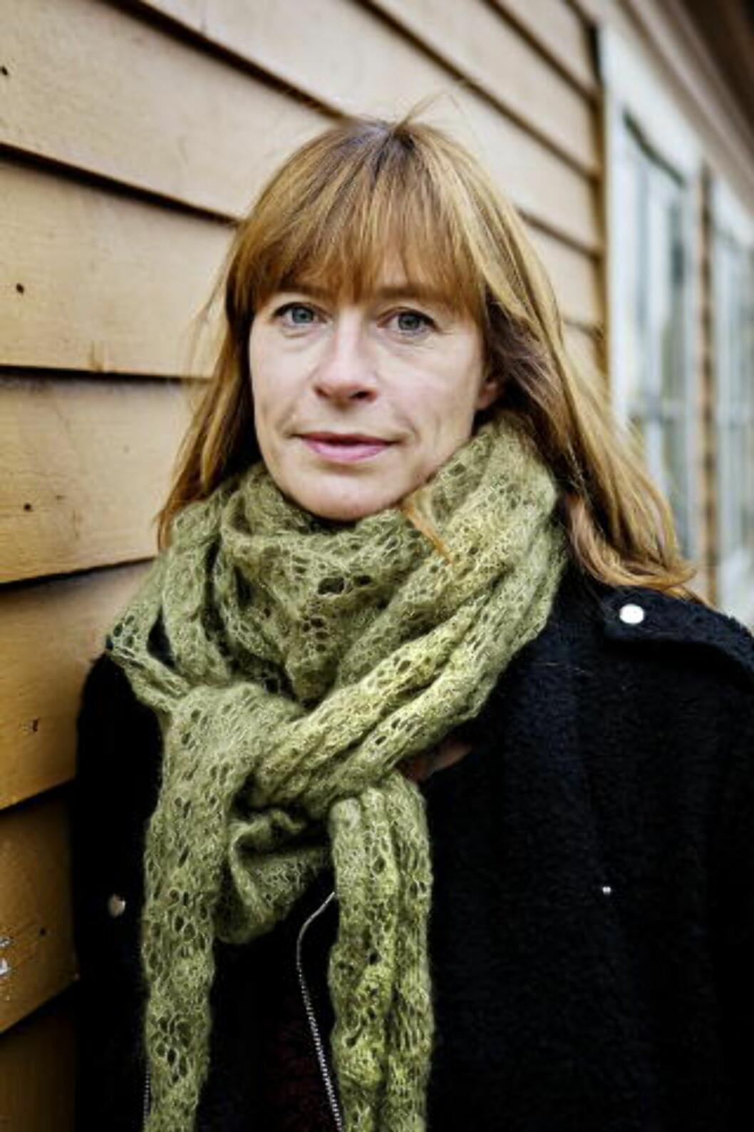 <strong>ETABLERT FORFATTER:</strong> Cecilie Enger har vært forfatter i mange år, men med høstens roman har hun nådd ut til, og berørt, veldig mange lesere. Foto: Nina Hansen / Dagbladet
