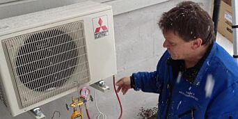 image: Neste år kuttes varmepumpestøtten
