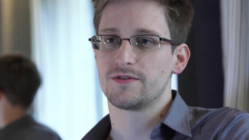 STARTET NSA-AVSLØRINGENE: Edward Snowden jobbet hos NSA før han leverte en rekke graderte dokumenter som viste hvordan amerikanske myndigheter overvåker enkeltpersoner, til journalister i den britiske avisa The Guardian. Foto: Glenn Greenwald and Laura Poitras / The Guardian / AP Photo